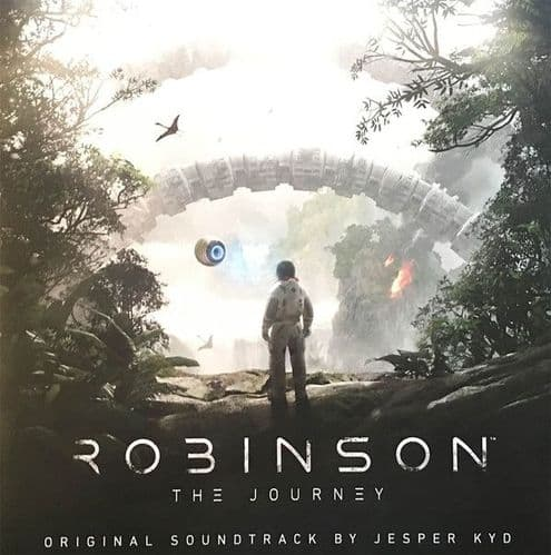 Jesper Kyd<br>Robinson The Journey<br>LP, White
